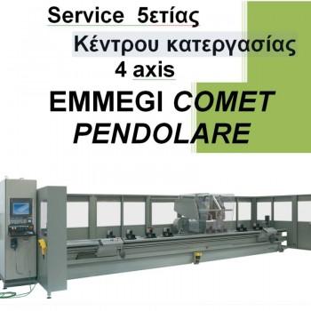SERVICE COMET PENDOLARE 4...