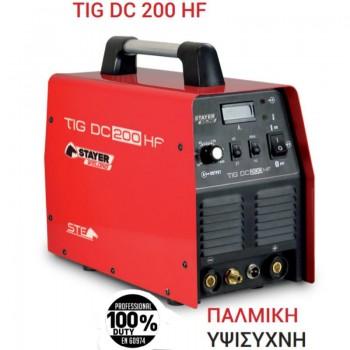 TIG  DC 200 HF STAYER