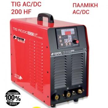 TIG  AC/DC 200 HF STAYER