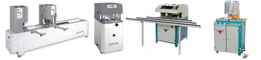Μηχανήματα κουφωμάτων PVC